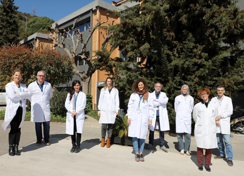 Miembros del grupo de investigación ICREC