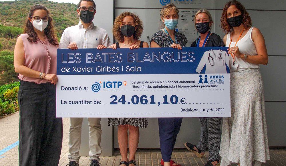 Les Bates Blanques